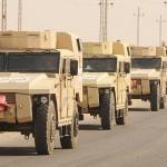 فيديو| الجيش المصري يطلق عملية موسعة لملاحقة الإرهابيين في سيناء