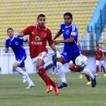 سموحة يفرط في فرصة الصعود إلى المركز الرابع بالدوري المصري