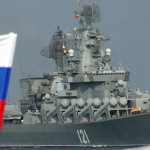 البحرية الروسية في حالة تأهب قصوى قبالة ساحل أوكرانيا
