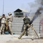 الجيش العراقي يبدأ تمشيط الرمادي وملاحقة عناصر