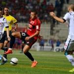 جليزان والحراش يتعادلان 1-1 في الدوري الجزائري