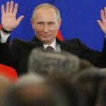 استطلاع: الحملة الجوية في سوريا ترفع شعبية بوتين لـ90%