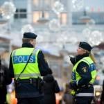 طعن شرطي في وسط ستوكهولم وتوقيف مشتبه به