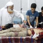 فيديو| إصابة 13 بقذائف الحوثيين على الأحياء السكنية في اليمن