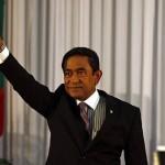رئيس جزر المالديف يدعو إلى الهدوء عقب اعتقال نائبه