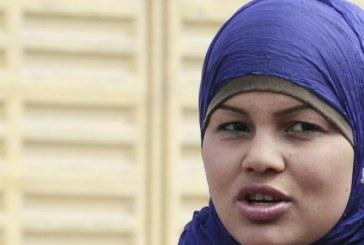 """جدل """"سميرة إبراهيم"""" يصل انتخابات البرلمان المصري"""