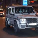 8 معلومات عن السيارة التي قادها بن راشد وبجواره السيسي في دبي