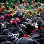 مئات الآلاف من الشيعة يحيون ذكرى أربعينية الحسين في كربلاء بالعراق