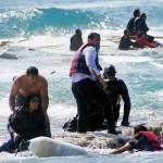 مصرع مهاجر وفقدان 6 آخرين في غرق مركب قبالة تونس