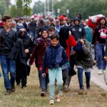 وصول أكثر من 100 لاجئ سوري إلى إيطاليا من لبنان في رحلة منظمة