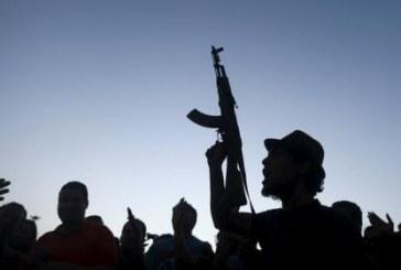 إعدام 41 مقاتلاً بعد معركة بين مسلحين متشددين في سوريا