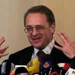الخارجية الروسية: استئناف المحادثات السورية 10 مايو