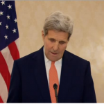 كيري: لا يمكنني القول إننا قريبون من اتفاق سلام في سوريا