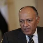 شكري يلتقي وفد الدبلوماسية الشعبية المصري بالخرطوم