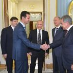 لهذه الأسباب تدعم روسيا وإيران الأسد في أزمة سوريا