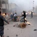 63 قتيلا و100 مصاب بثلاثة تفجيرات في العاصمة العراقية