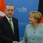 أردوغان يلتقي ميركل لمناقشة الملف الليبي واتفاق الهجرة
