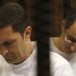 مصر.. براءة علاء وجمال مبارك في قضية «التلاعب بالبورصة»
