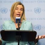 فيديو| موجريني: نستهدف وقف إطلاق النار في سوريا