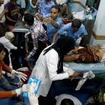 فيديو| وفاة عدد من المصابين في مستشفيات