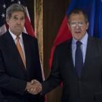 لافروف وكيري طالبا الأطراف السورية باحترام الهدنة