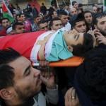 استشهاد طفل فلسطيني متأثرًا بإصابته شمال رام الله
