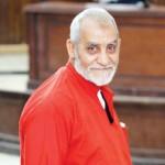 تأجيل محاكمة مرشد الإخوان المسلمين في مصر