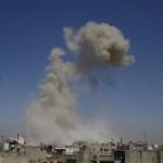 مقتل 9 مقاتلين موالين للأسد جراء قصف صاروخي إسرائيلي في ريف دمشق