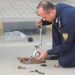 إبطال مفعول قنبلة في سيارة جنوب شرق تركيا
