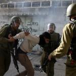 الاحتلال الإسرائيلي يعتقل 57 فلسطينيا في الضفة الغربية