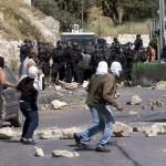 41 مصابا في مواجهات بمدينة طولكرم بالضفة الغربية