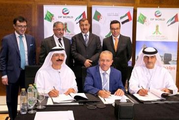 موانئ دبي تتولى تجهيز مرافئ الجزائر اليكترونياً