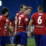 أتلتيكو مدريد بطلًا للدوري الأوروبي بالفوز على مارسيليا بثلاثية نظيفة