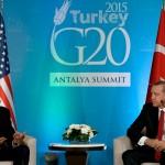 أردوغان: هجمات باريس تظهر أن الإرهاب خطر جماعي