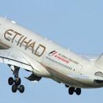 «الاتحاد للطيران»: منع القطريين من السفر جوا إلى الإمارات