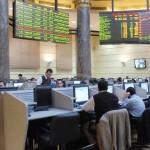مشتريات الأفراد تصعد ببورصة مصر