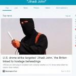 سفاح داعش يتصدر المشهد على تويتر
