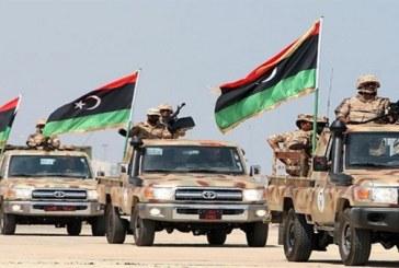 الجيش الليبي يستعيد ميناءي رأس لانوف والسدر النفطيين