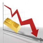 هبوط أسعار الذهب لأدنى مستوياته في 4 أشهر