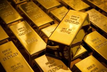 الذهب يرتفع مع تراجع الدولار وهبوط الأسهم