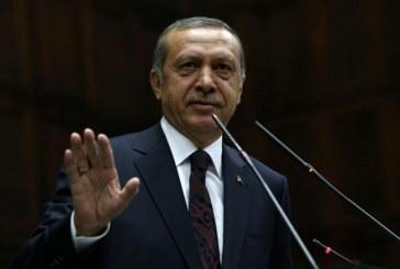 إردوغان يصف معارضيه بـ«فلول النازية»