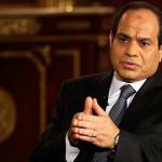 فيديو| الرئيس المصري: الجماعات الإرهابية تهدف إلى إغراق المنطقة فى فوضى عارمة