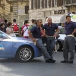 الشرطة الإيطالية تبحث عن شخص طعن يهوديا في ميلانو