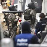 الشرطة تنفذ عملية مداهمة في كورتري ببلجيكا