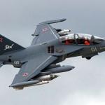 طائرة روسية تعترض قاذفة أمريكية فوق بحر البلطيق