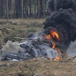 مقتل كل ركاب طائرة عسكرية أمريكية تحطمت في ولاية جورجيا
