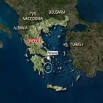 هزة أرضية جديدة بقوة 5.9 درجة تضرب وسط اليونان