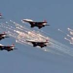 طيران التحالف يشن 17 غارة ضد