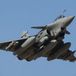 خمس مقاتلات رافال فرنسية في طريقها إلى الهند