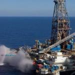 وزير البترول المصري يعلن بدء إنتاج الغاز من حقل ظهر